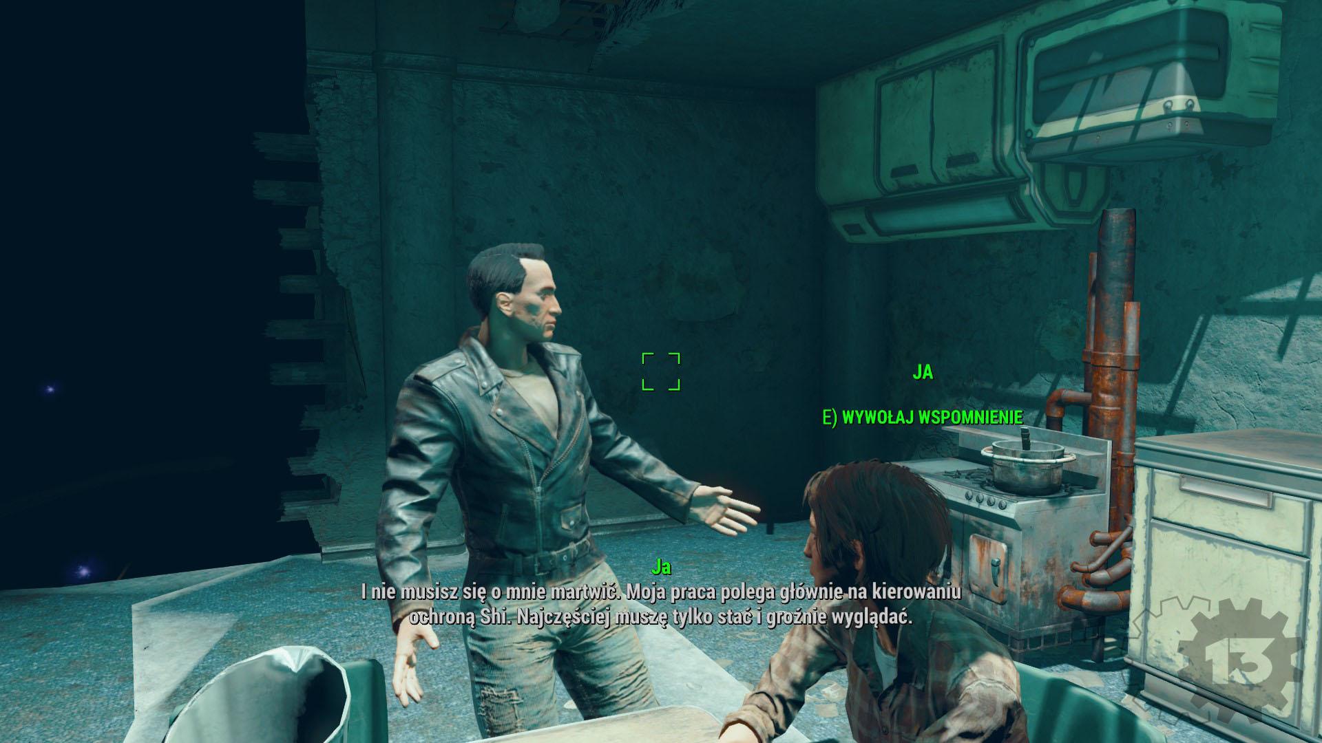 Trzynasty Schron Fallout 4 Recenzja 3 Postapokalipsa
