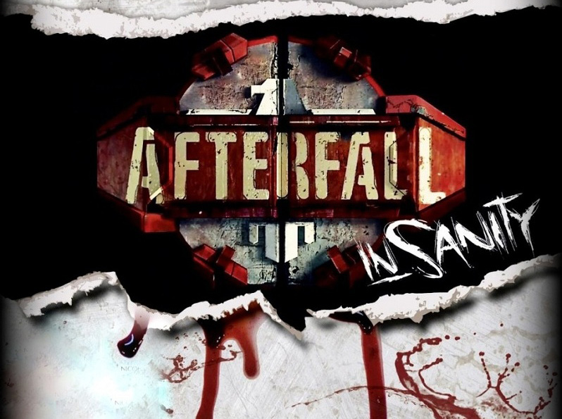 Logo 'Afterfall: InSanity'