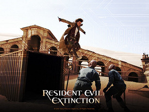Resident Evil: Extinction; Sony Pictures Digital