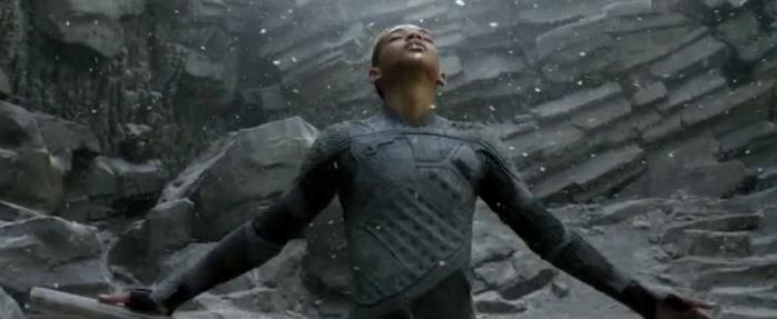 Kadr z filmu 'After Earth'