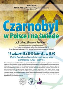 Czarnobyl w Polsce i na świecie
