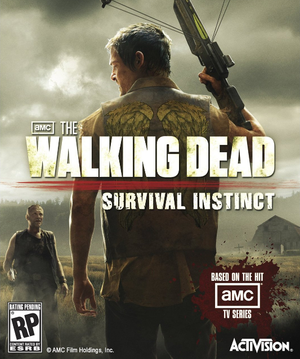 Okłada gry 'The Walking Dead: Survival Instinct'