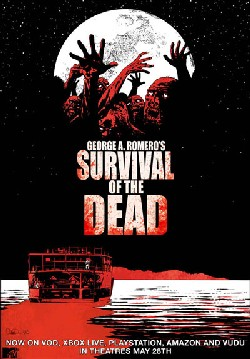 Nowy plakat Survival fo the Dead