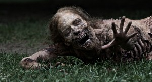 Zombie z serialu The Walking Dead