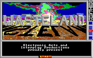Obrazek do newsa Wasteland - do zagrania online