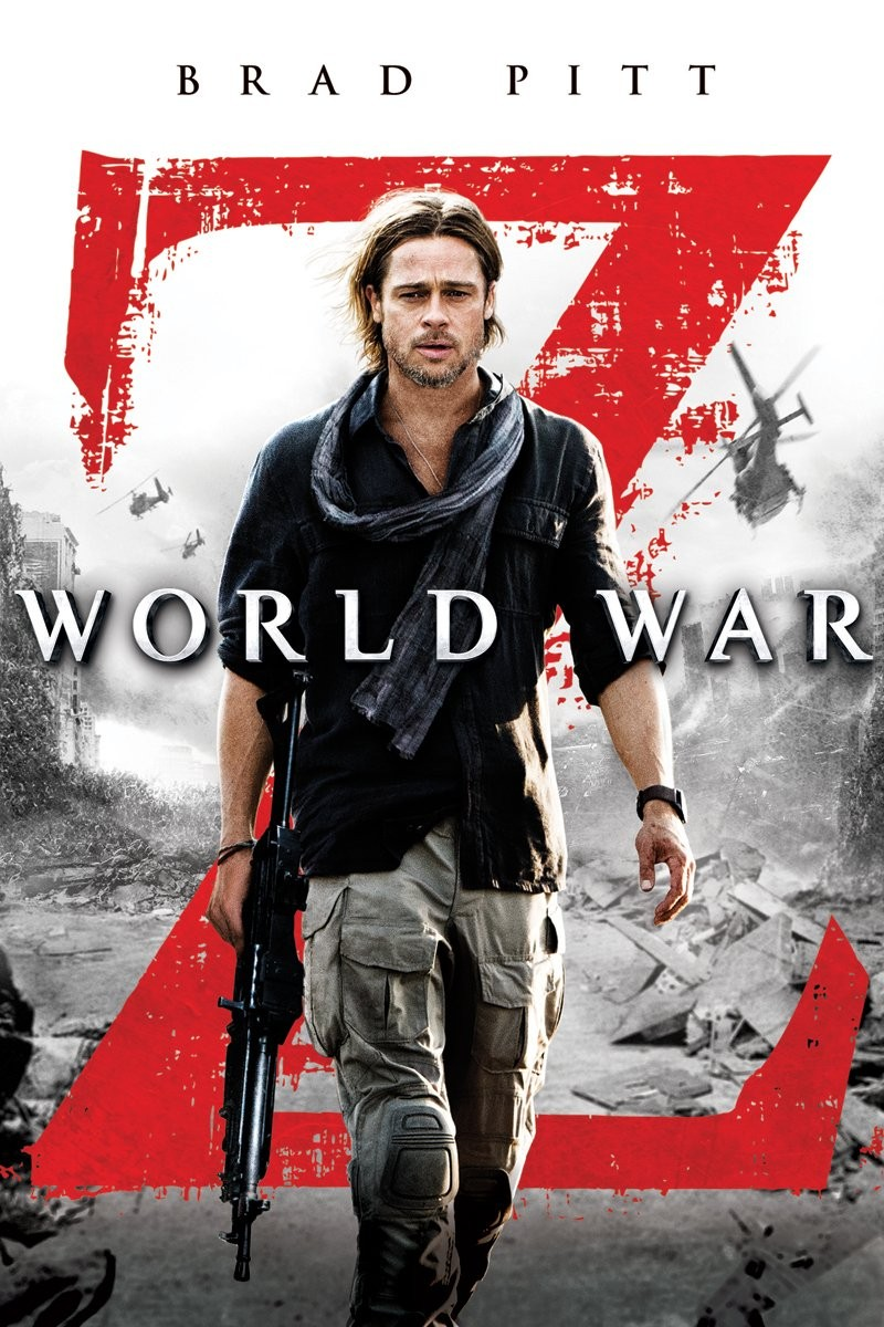 Plakat filmu 'World War Z'
