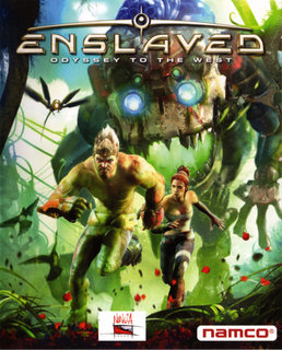 Okładka gry 'Enslaved: Odyssey to the West'