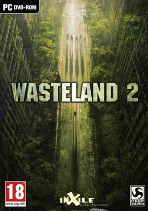 Okładka Wasteland 2